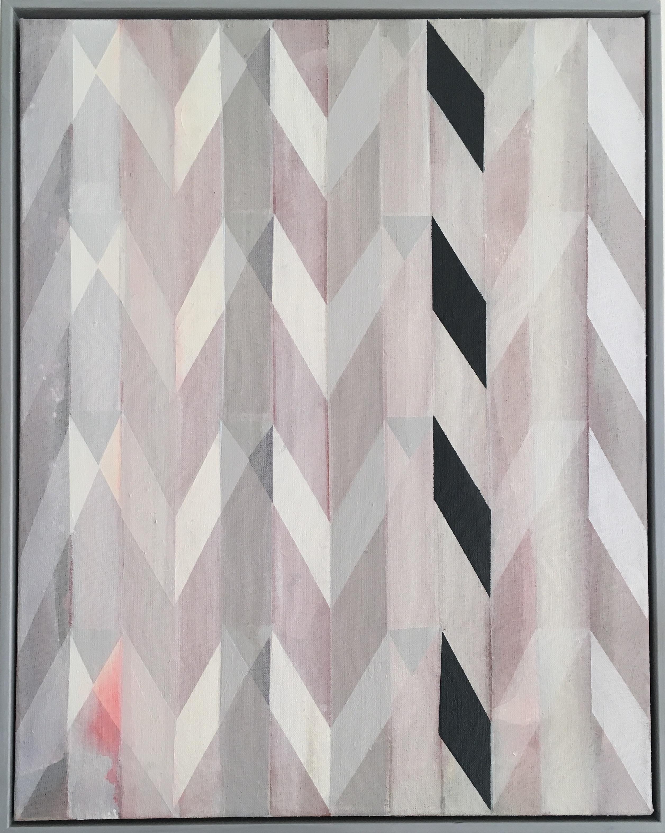 Grey 70 x 55 cm