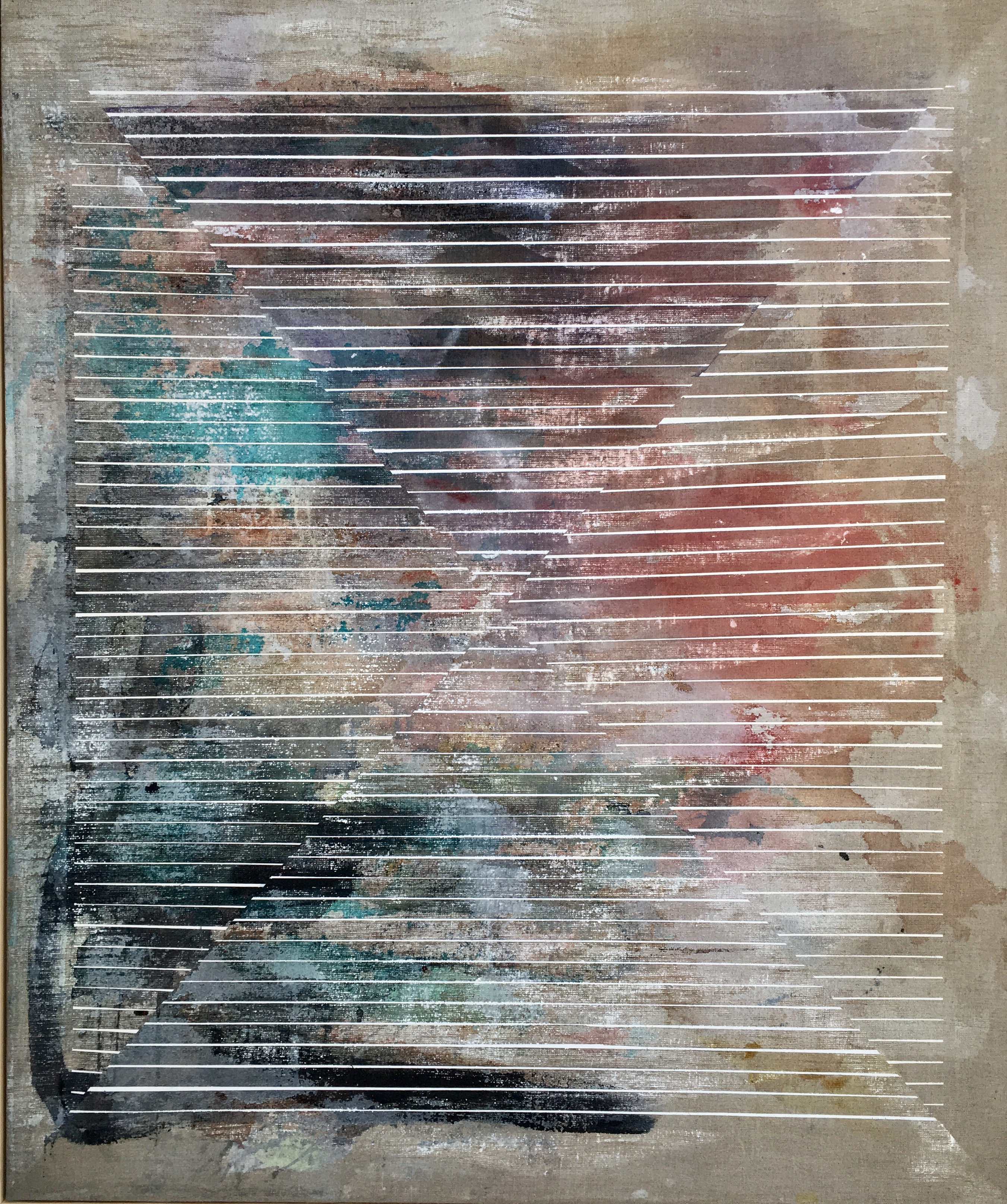Outline 120 x 100 cm