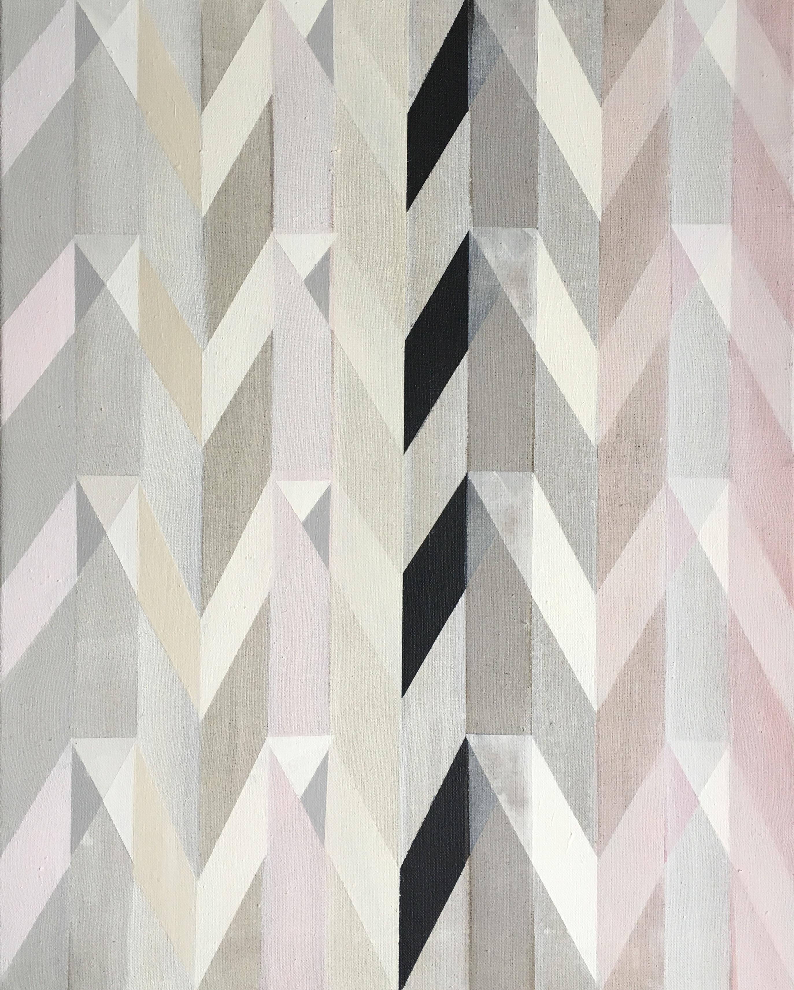 Rendezvous (light), 70 x55 cm