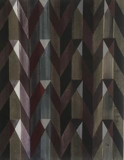 Rendezvous (dark), 70 x 55 cm