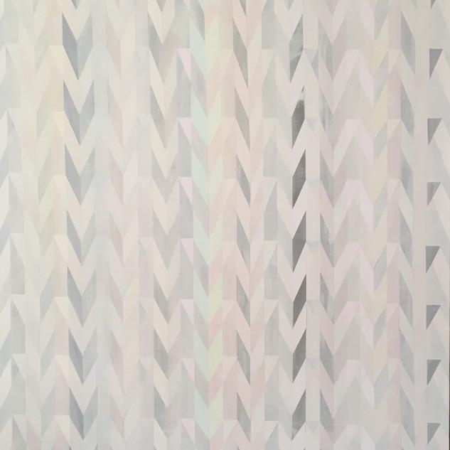 Silent 140 x 130 cm