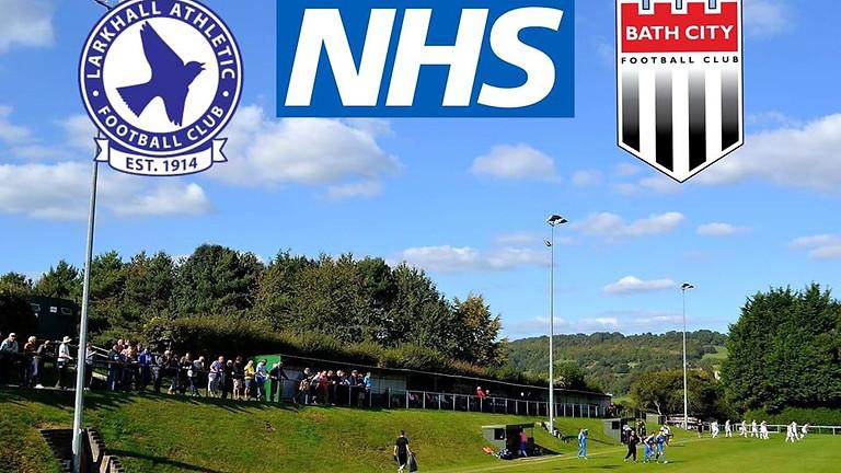 Larkhall Athletic vs Bath City