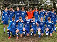 Larkhall Athletic Youth u16s