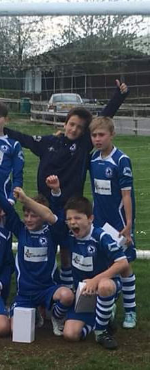 Larkhall Athletic Youth U14s picture team