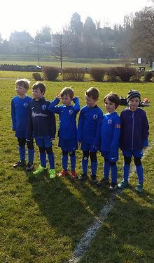 Larkhall Athletic Youth u7s boys
