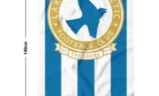 Larkhall Athletic Oddballs Towel