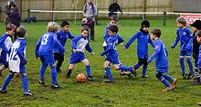 Larkhall Athletic Youth u8s