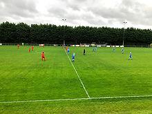 Larkhall Athletic Youth plain hame womens