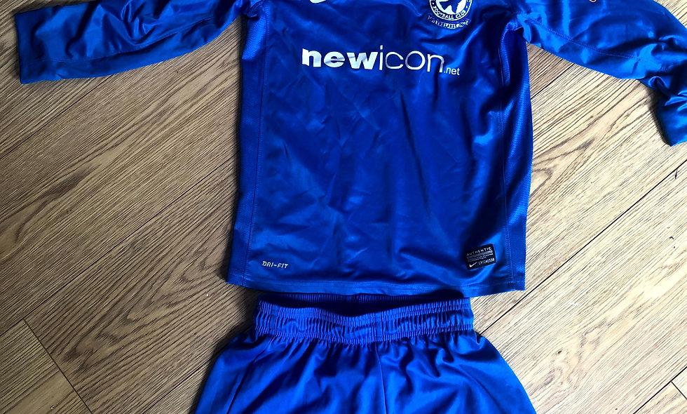 LAYFC Match Kit (used) - Nike - Newicon
