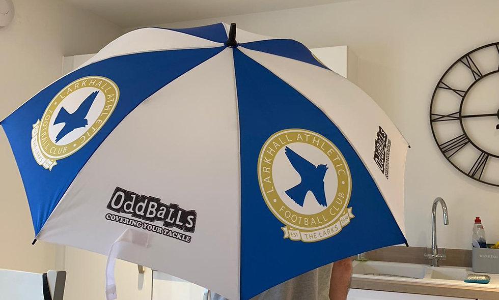 Larkhall Athletic Oddballs Umbrella