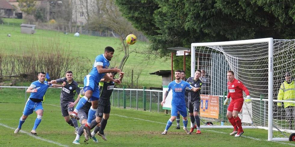 Larkhall Athletic vs Basingstoke Town