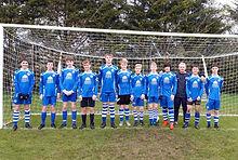 Larkhall Athletic Youth  u16s boys