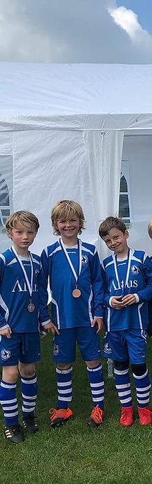 Larkhall Athletic Youth u11s