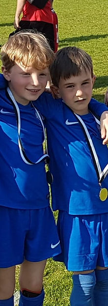 Larkhall Athletic Youth u9s