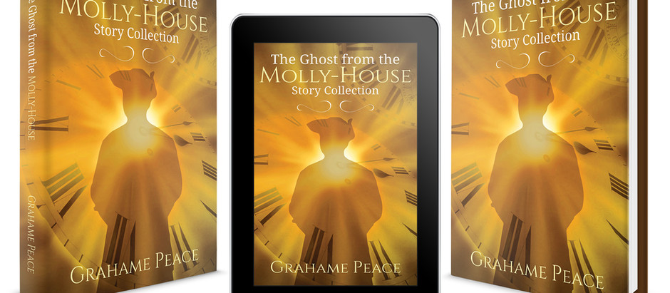 NEW BOOK. The The Ghost from the Molly-House Story Collection.