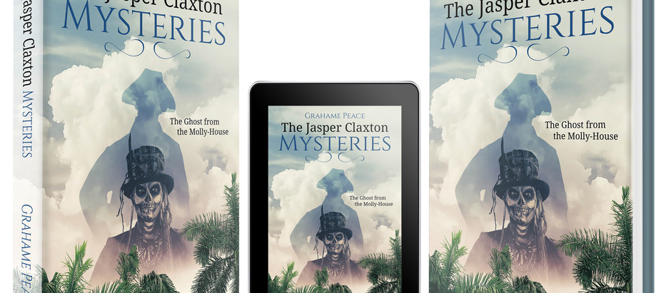 The Jasper Claxton Mysteries