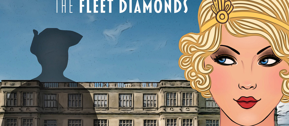 NEW RELEASE. Lady Fenella and The Fleet Diamonds.