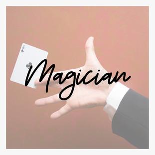 Wedding Directory magicians