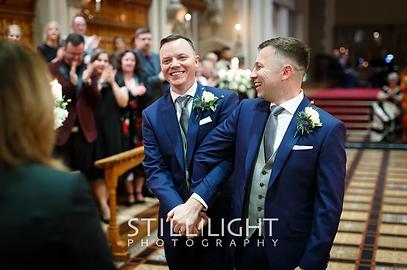 groom couple LGBTQ