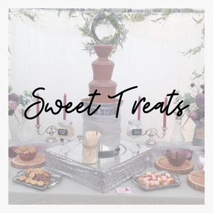 Wedding Directory SSweet Treats Chocolate Fountain