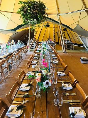 Wedding and Event Tipi to hire decoration wedding decor Java tipis Herefordshire Worcestershire Marquee Hire