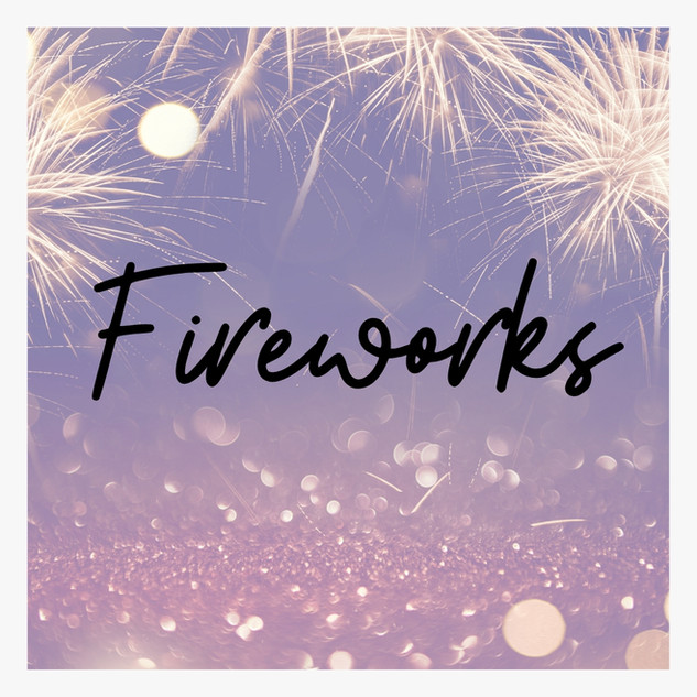 Wedding Directory Fireworks