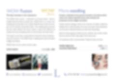 Brochure #106_Wow Fusion - Microneedling