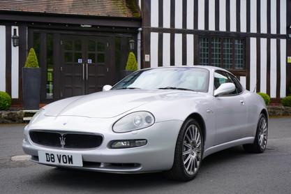 The Maserati - Perfect grooms car!