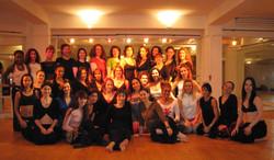 Stage Rachel Brice Avril 2006