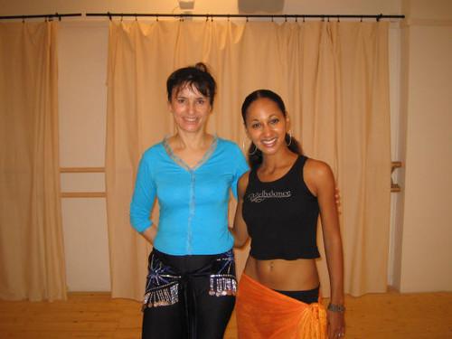 Amana et Amar Gamal des Bellydance Superstars
