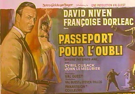Passeport pour l'oubli en 1965
