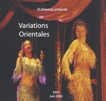 Spectacle de danse orientale el ghawazi avec Amana et Isabella