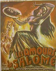 Les amours de Salomé en 1931