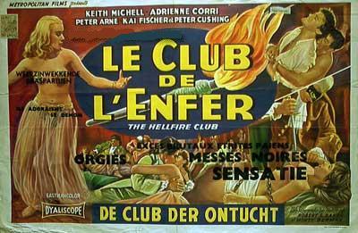 Le club de l'enfer
