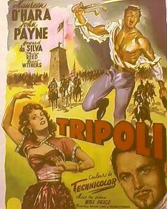 Tripoli en 1950