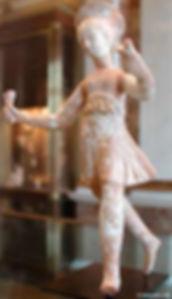 La danseuse aux croates