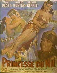 Princesse du Nil en 1954