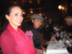 Aubre et Amar Gamal des Bellydance Superstars