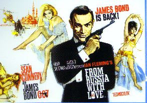 From Russia with Love en 1962