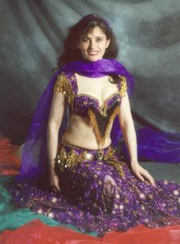 Amana danseuse orientale