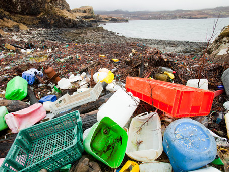 Plastics: Why we must act now