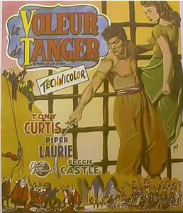Le voleur de Tanger en 1951