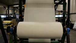 Gots organic cotton roll