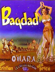 Bagdad en 1949