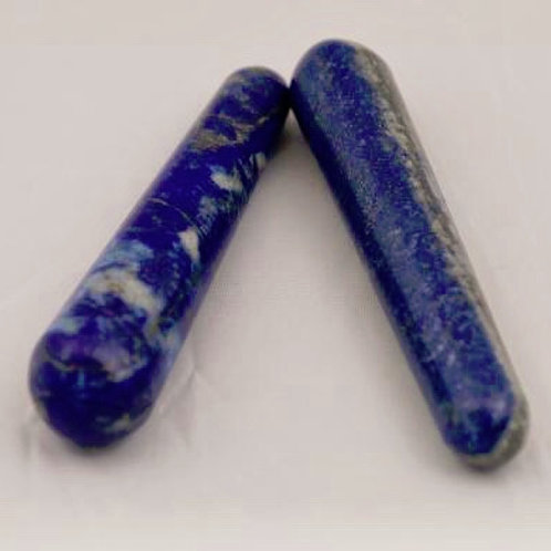 Lapis Lazuli: Rounded Wand