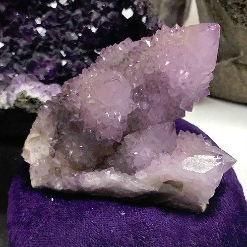 Spirit Quartz: Lavender Amethyst