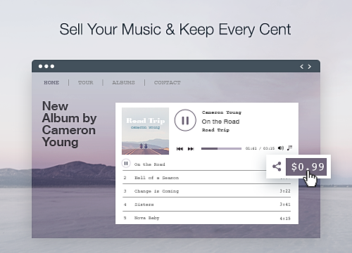 Wix Music Overview   WIX App Market   Wix com