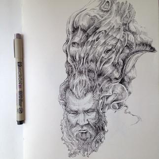 nightmare sketch 2015