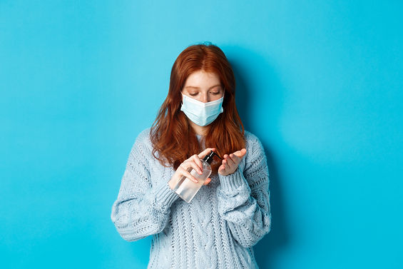 winter-covid-19-social-distancing-concept-redhead-female-student-face-mask-clean-hands-wit