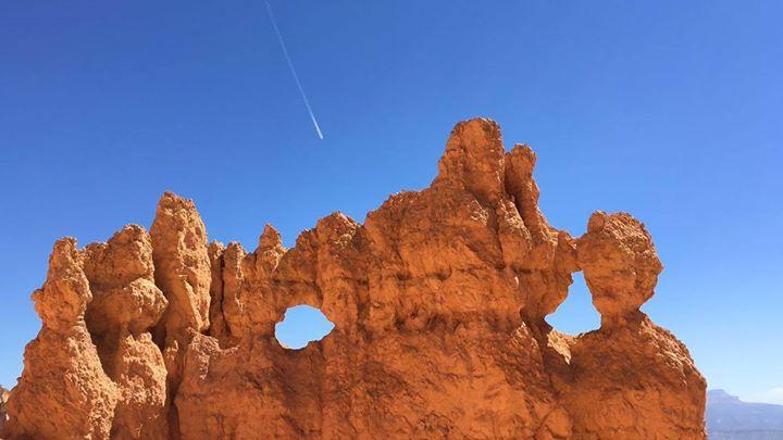 Les yeux du Bryce Canyon